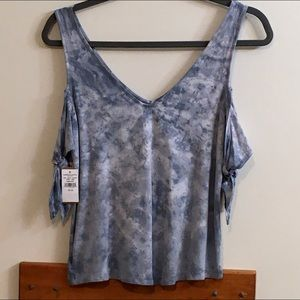 American Eagle Outfitters Tie Dye Top  New Sz XS